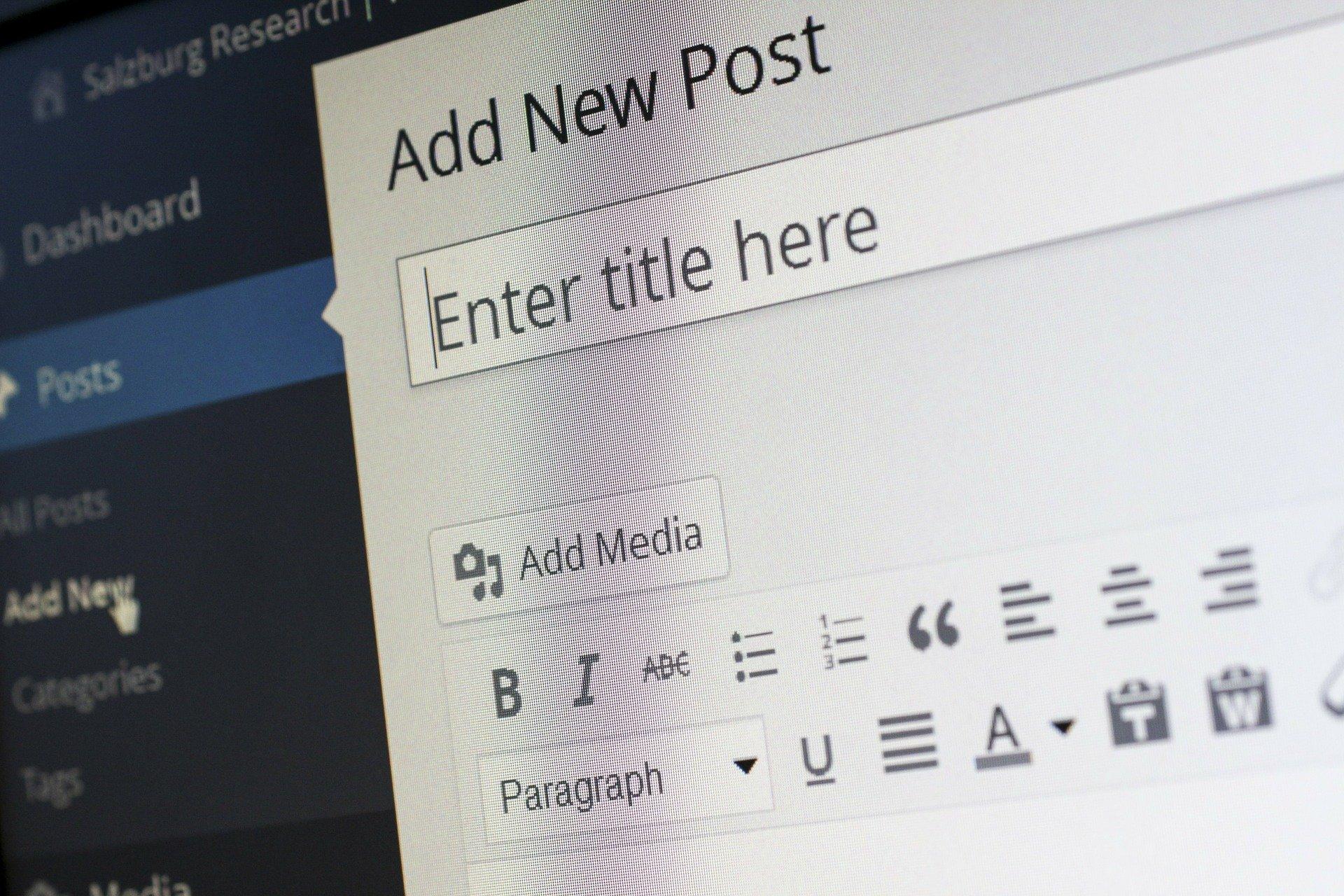 Qu'est-ce qu'un Blog : Définition